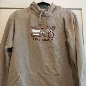 Patagonia Live Simply Sweatshirt Hoodie